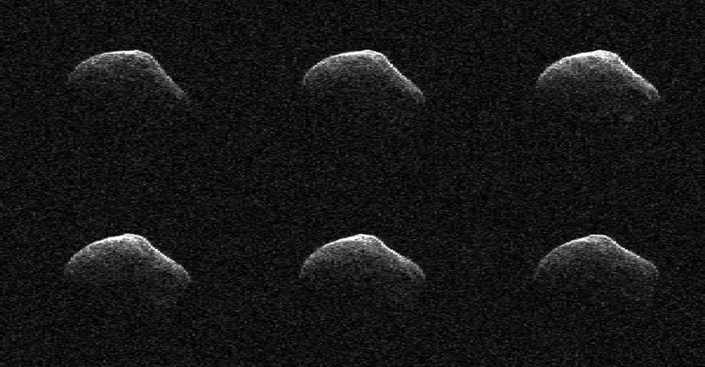 Captan paso de cometa cerca a la orbita de la Tierra — NASA