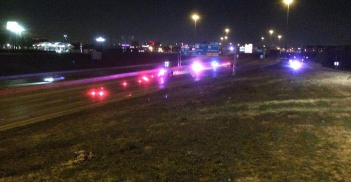 Accidente mortal causa cierre de I-635