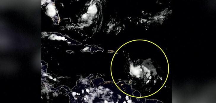 [TLMD - LV] Desde el espacio: así se ve la temible tormenta Dorian