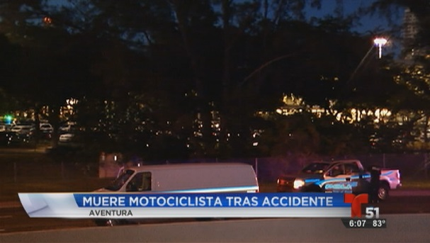 Muere en accidente en motocicleta.